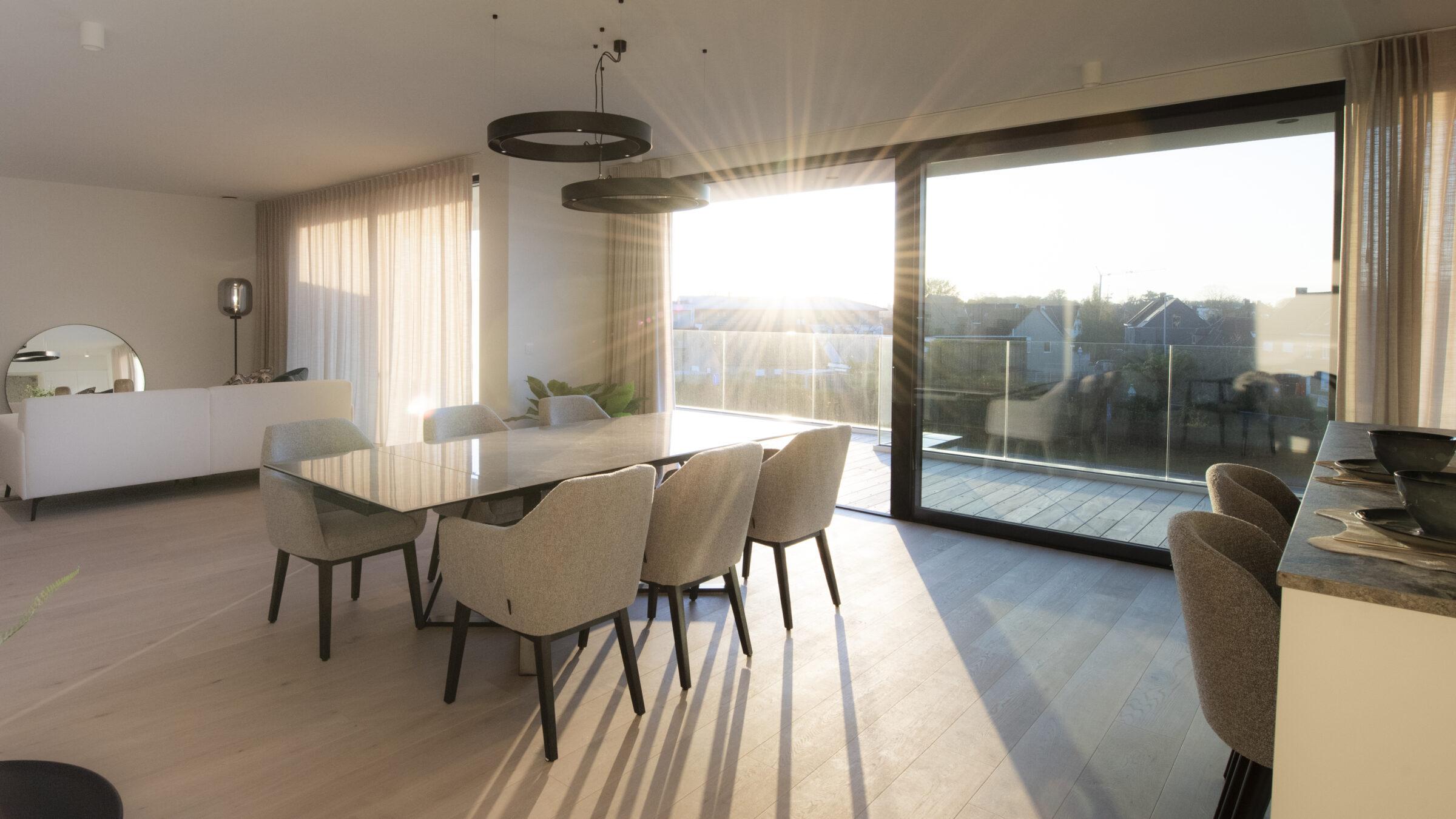 Penthouse Blanc De Blancs Zuiderlaan Waregem 37