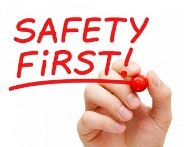 Safety First B